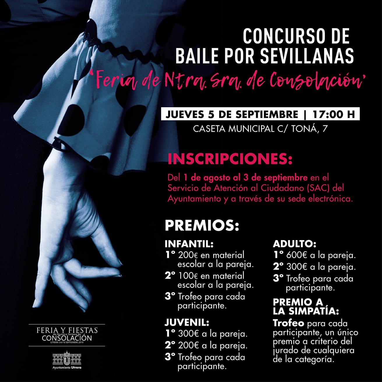 Concurso de Baile por Sevillanas, Utrera