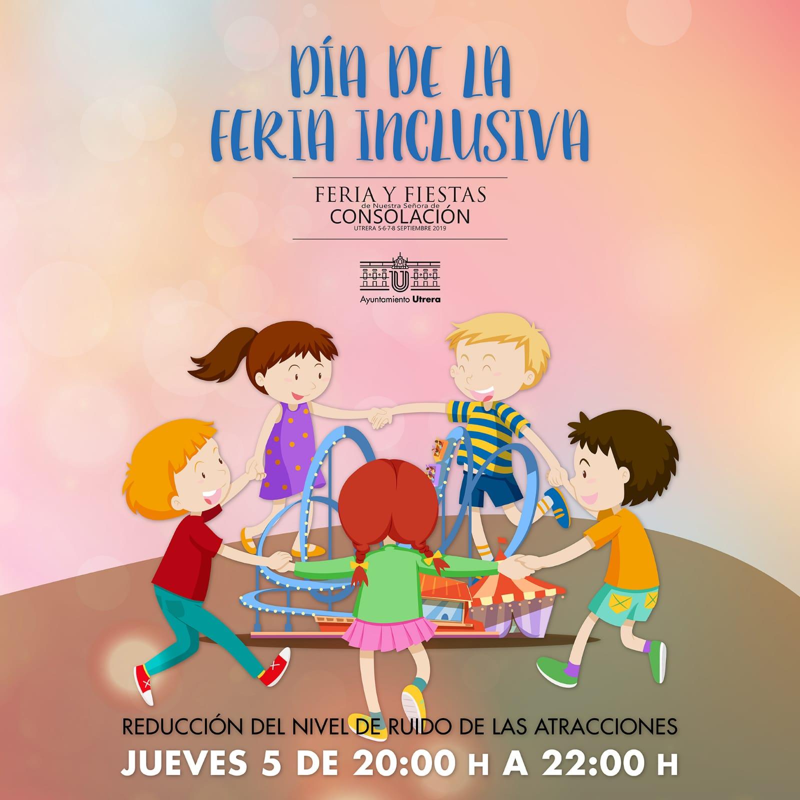 Día de la Feria Inclusiva, Utrera