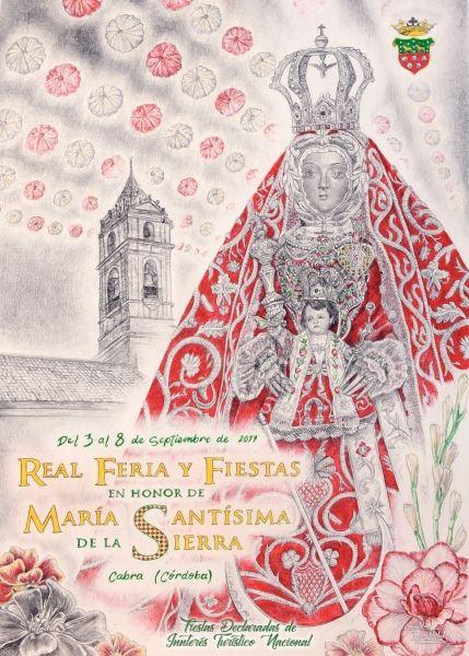 Feria Y Fiestas De La Virgen De La Sierra Cabra Caminos De Pasion