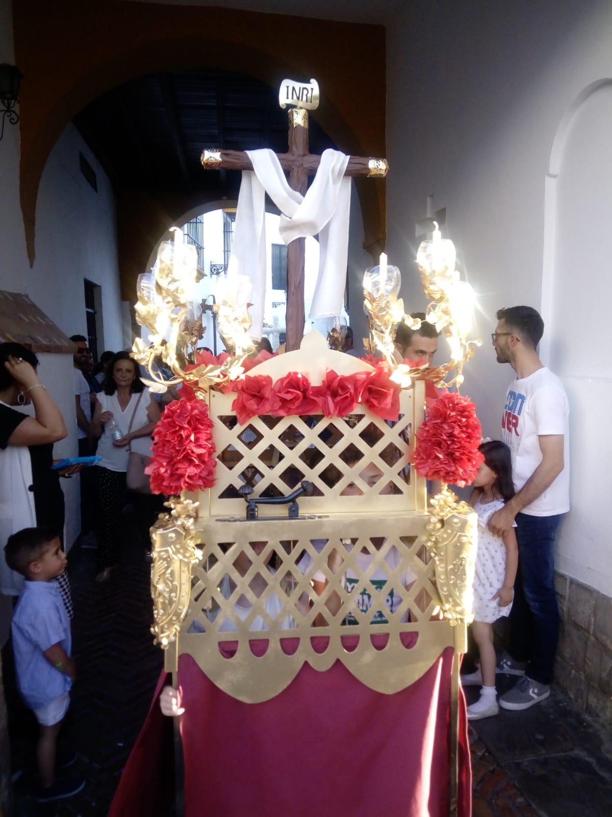 Cruz de Mayo, Utrera
