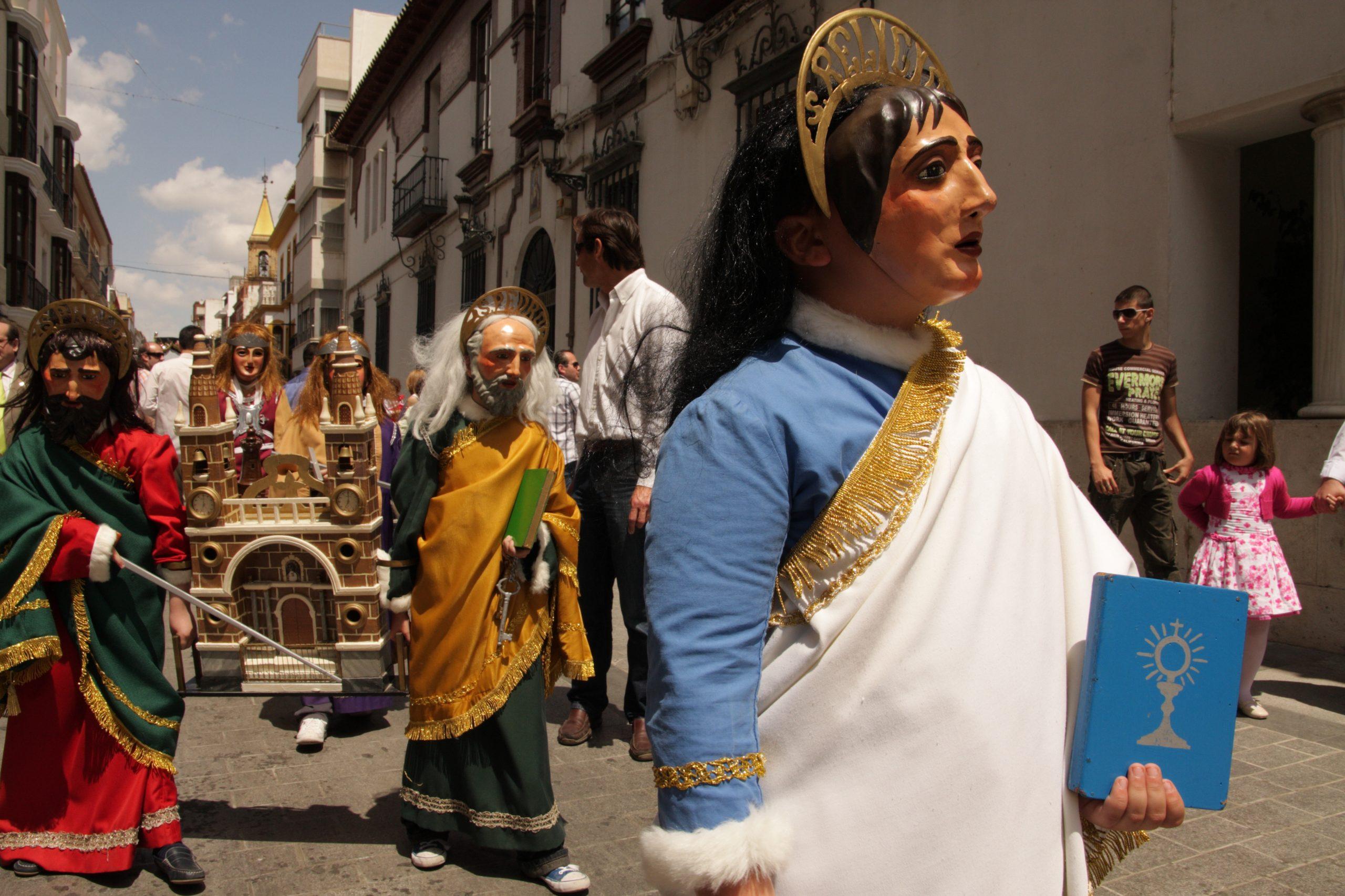 Semana Santa Chiquita, Puente Genil