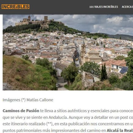 Una de las ciudades fortificadas más grandes de Andalucía (la Mota, Alcalá la Real)
