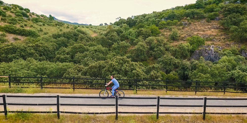 Gran Sendero Caminos de Pasión: recorre los paisajes del interior de Andalucía, a pie, en bici o a caballo