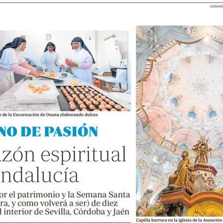 CAMINO DE PASIÓN Corazón espiritual  de Andalucía