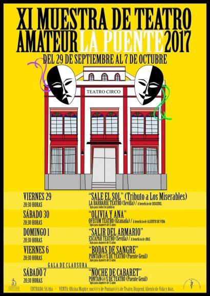 XII Muestra de teatro Amateur La Puente