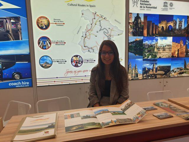 """La marca """"Rutas Culturales de España"""" acude al WTM de Londres por cuarto año consecutivo"""