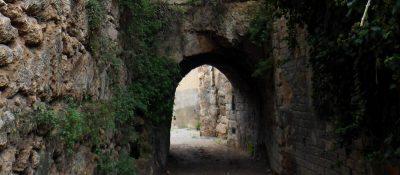 Arco de San Bernardo (L'arche de St Bernard)