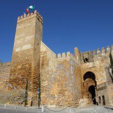 Alcazar de la Porte de Séville