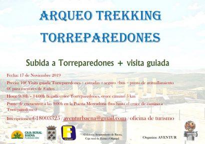 Arqueo Trekking Torreparedones