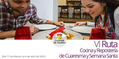 IV Ruta de cocina y repostería de Cuaresma y Semana Santa