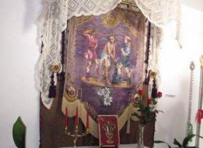 Maison de la confrérie (Casa Hermandad) de l'Ecce Homo
