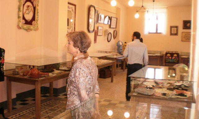 Casa- Museo Palacete «La Hilandera»