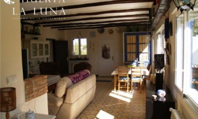 Casa Rural Huerta La Luna