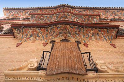 Casa del Gremio de la Seda (Silk Association Headquarters)