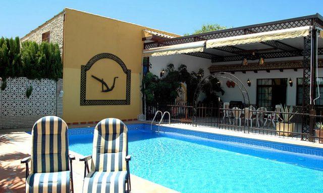 Casa Rural Huerta Delgado
