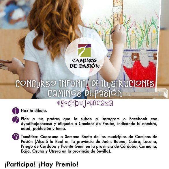 Iniciativas en la red para mantener vivas las costumbres y tradiciones de la Cuaresma y Semana Santa en los municipios de Caminos de Pasión
