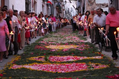 Corpus Christi, Alcalá la Real