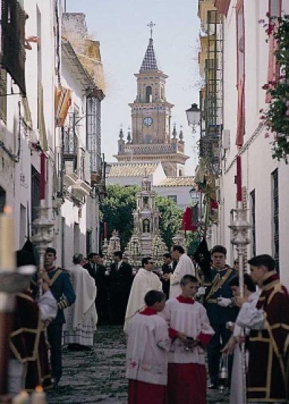 Corpus Christi, Carmona