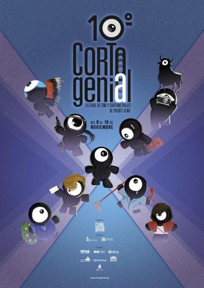 """X Festival de Cine y Cortometrajes """"Cortogenial"""""""