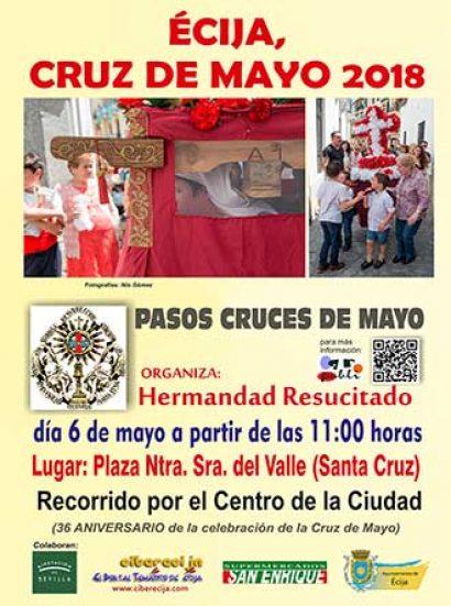 Cruz de Mayo, Écija