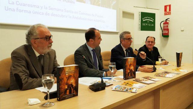 Caminos de Pasión invita a descubrir la riqueza de la Andalucía de interior en Cuaresma con un atractivo programa de más de un centenar de actividades culturales y tradiciones populares