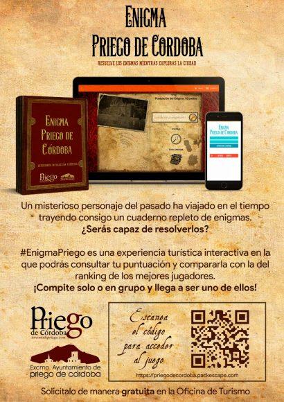 Enigma Priego de Córdoba