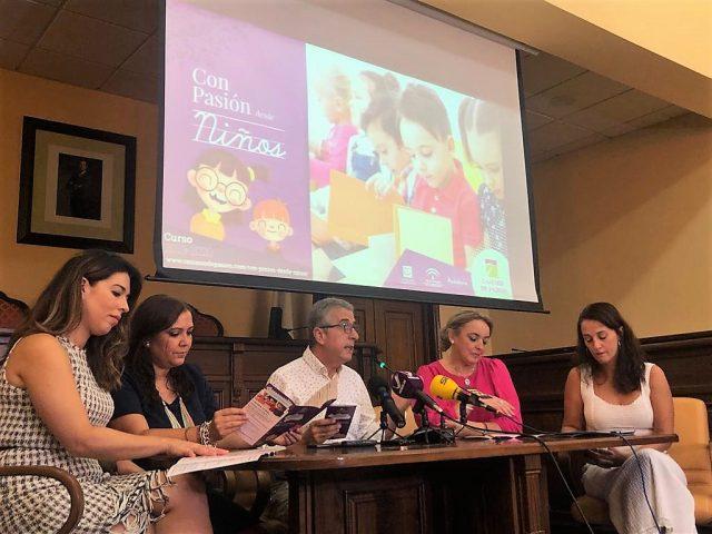 Caminos de Pasión arranca el curso escolar con la presentación de una nueva edición de 'Con Pasión desde niños'
