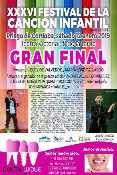 XXXVI Festival de la Canción Infantil