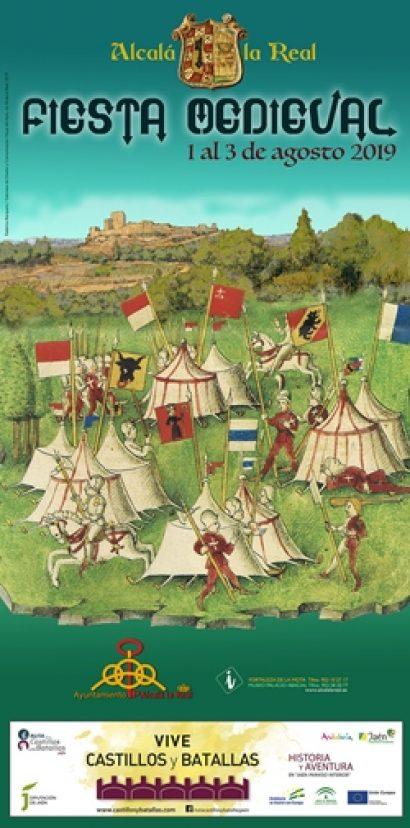 Fiesta Medieval, Acalá la Real