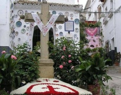 Día de la Cruz, Alcalá la Real