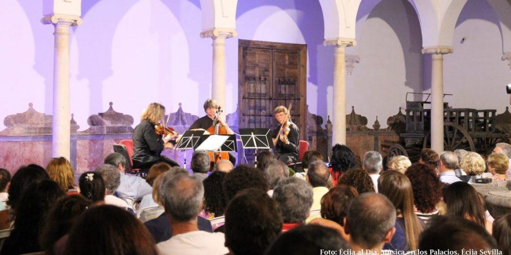 Las noches de verano, protagonistas en la oferta cultural estival de los diez municipios de Caminos de Pasión