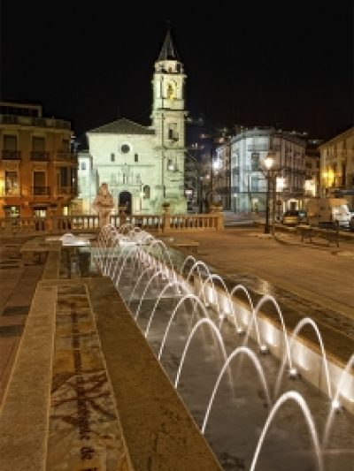 Fontaine de la Mora