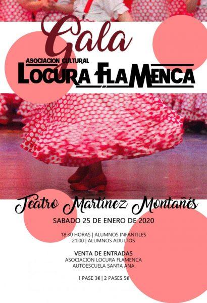 Flamenco en Alcalá la Real