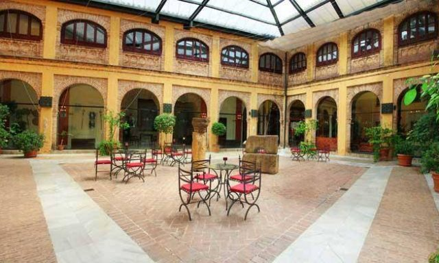 Hotel Alcázar de la Reina ****