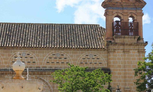 La Concepción church convent