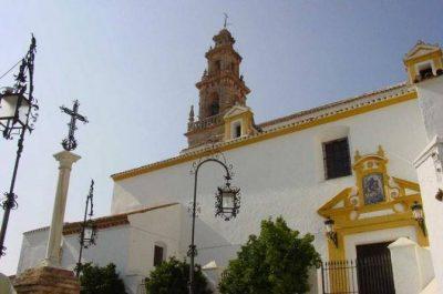 Iglesia de Santiago y Casa Hermandad de la Columna