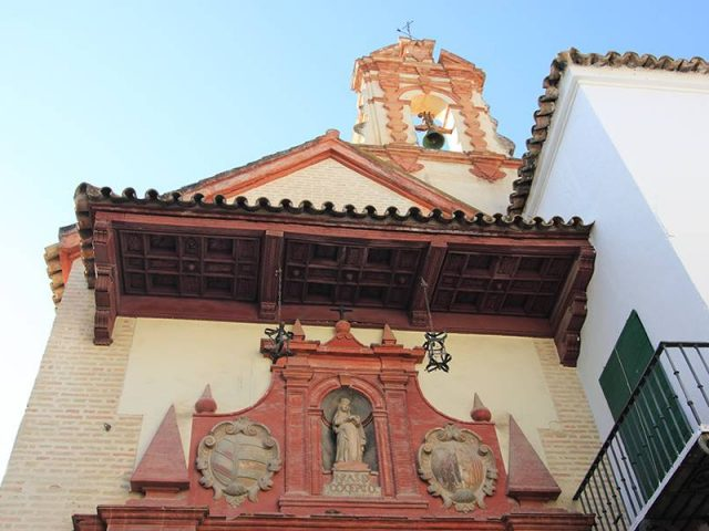 Kirche la Concepción. Hospitalito