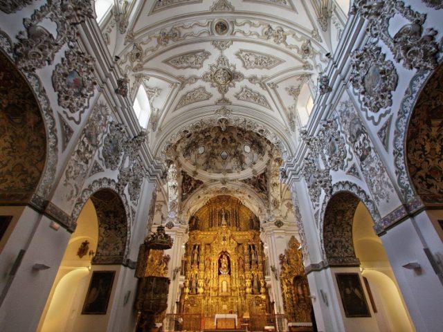Limpia Concepción Church (Discalced Carmelites)