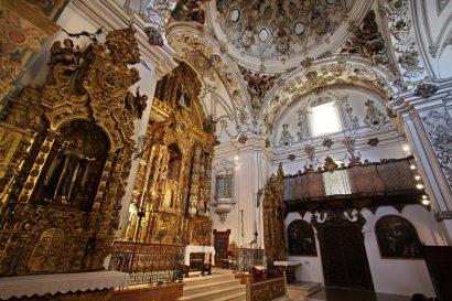 Besapié, Función y Vía Crucis del Cristo de la Misericordia, Écija