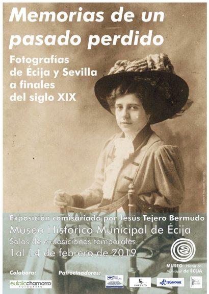 Exposición Memorias de un pasado perdido, Écija
