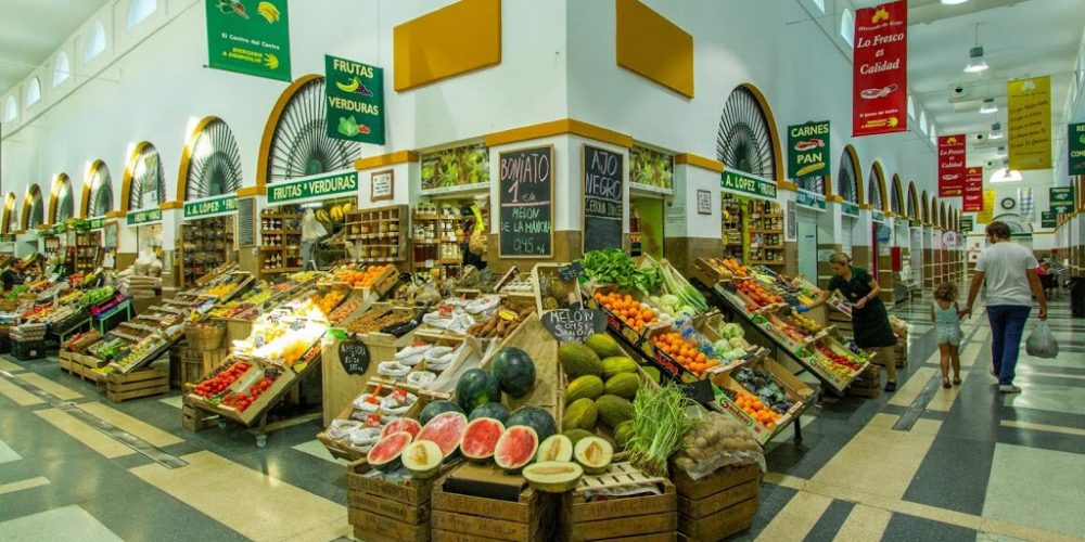 Mercados de abastos: espacios gastronómicos