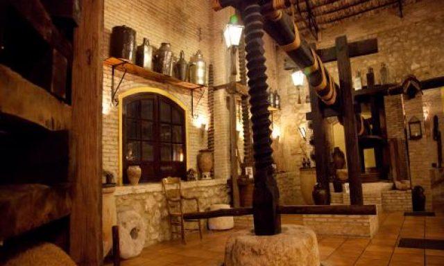 Museo del Aceite «Molino Viejo»