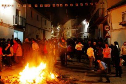 Noche de Lumbres y Tambores, Alcalá la Real