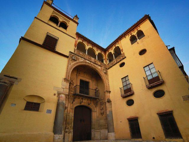 Stadtpalast Palacio de Valhermoso