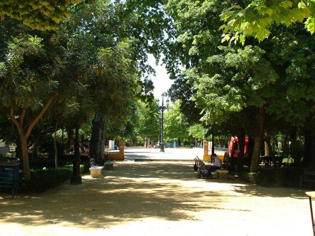 Paseo Alcántara Romero