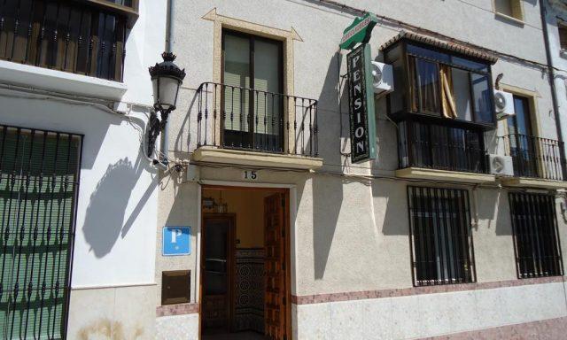Pensión Los Claveles guesthouse 1*