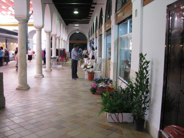 Plaza de Abastos, Osuna