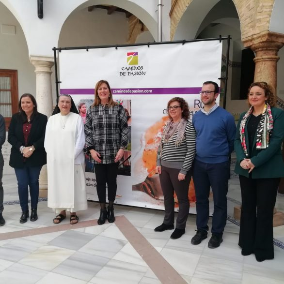 Arranca la Cuaresma en Caminos de Pasión con la presentación de la 'Ruta de Cocina y Repostería de Cuaresma y Semana Santa'