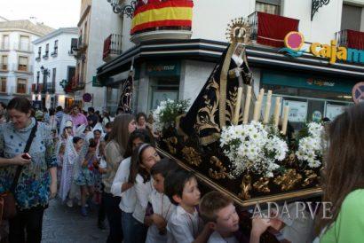 Procesiones Infantiles- Fiestas de la Hermandad de la Pollinica, Priego de Córdoba