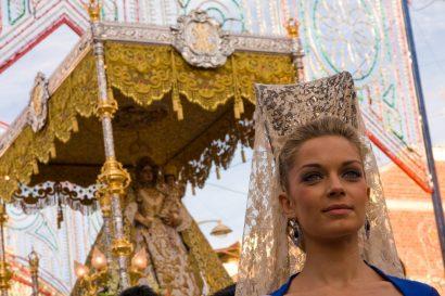 Fiestas Aracelitanas, Lucena